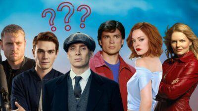 Quiz : seras-tu capable de trouver l'intrus parmi ces personnages de séries
