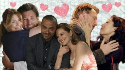 Grey's Anatomy : le quiz le plus dur du monde sur les couples de la série