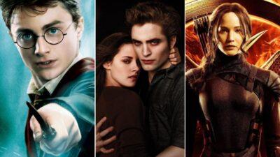 Sondage : Harry Potter, Twilight… vote pour la pire teen saga