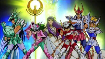Les Chevaliers du Zodiaque : alerte, l'anime culte va être adapté en film live