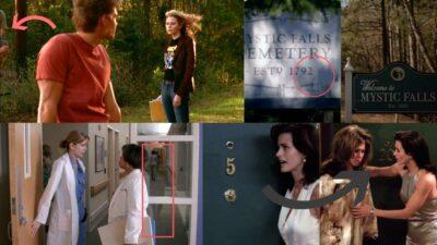 10 erreurs que vous n'aviez jamais remarquées dans les premiers épisodes de séries