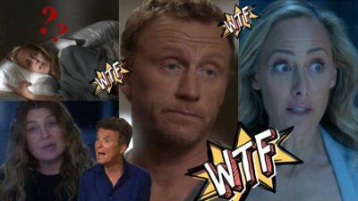 15 questions bêtes qu'on s'est posées devant l'épisode 9 de la saison 17 de Grey's Anatomy