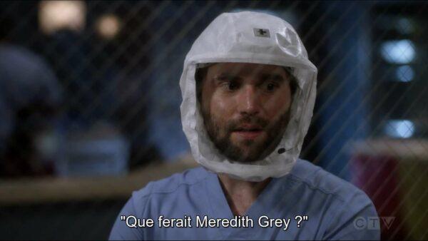 grey's anatomy, 17x12 questions bêtes