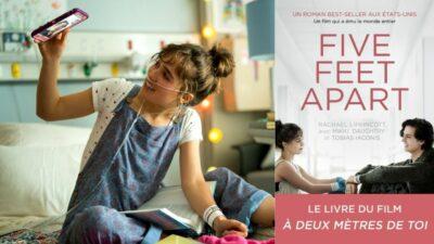 5 Feet Apart : 5 différences entre le livre et le film