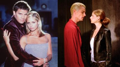 Sondage : tu préfères Buffy avec Angel ou avec Spike ?