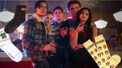 Friends, Elite, Riverdale : 5 paires de chaussettes vraiment cool pour les fans de séries