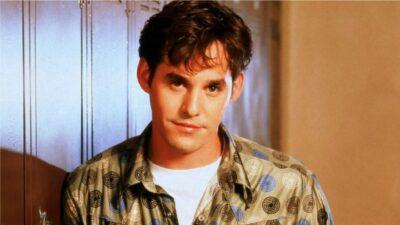 Buffy contre les vampires : Nicholas Brendon est de retour au lycée de Sunnydale (Photos)