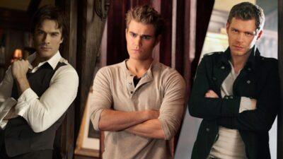 Sondage The Vampire Diaries : kiss, marry, kill avec Damon, Stefan et Klaus