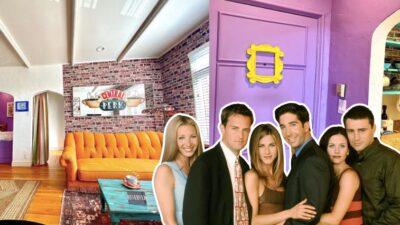 Friends : un incroyable appartement aux couleurs de la série à louer sur Airbnb