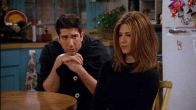 Friends : Jennifer Aniston change d'avis sur la pause entre Rachel et Ross