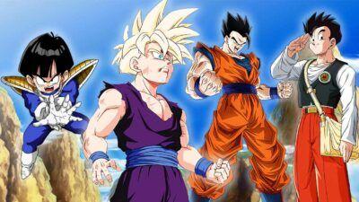 Quiz Dragon Ball Z: tes préférences te diront quel Gohan tu es