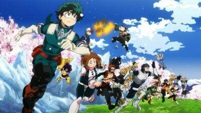 My Hero Academia (MHA) : tes préférences te diront quel Alter tu aurais eu dans l'anime