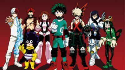 My Hero Academia (MHA) : balance ton astro, on te dira quel personnage tu es
