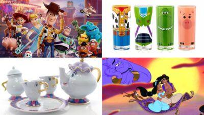 Disney : 5 objets indispensables à collectionner pour les fans