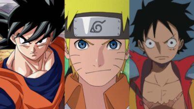 Quiz : tes préférences te diront si t'es plus Son Goku, Naruto ou Luffy