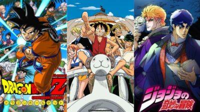 Sondage : vote pour ton anime préféré