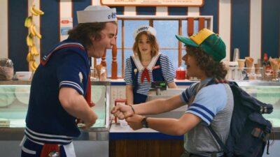 Stranger Things : Gaten Matarazzo est partant pour un spin-off sur Dustin et Steve
