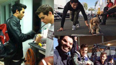 Teen Wolf : 10 photos de coulisses de la série qui vont vous rendre nostalgiques