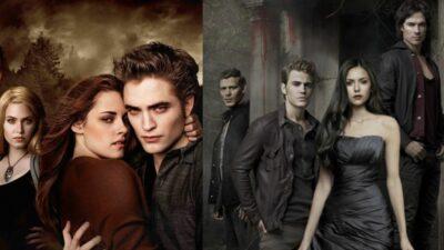 Ce quiz te dira si tu es plus The Vampire Diaries ou Twilight