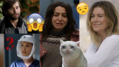 16 questions bêtes qu'on s'est posées devant l'épisode 13 de la saison 17 de Grey's Anatomy