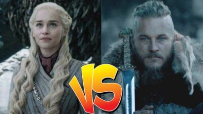 Sondage : match ultime, tu préfères Game of Thrones ou Vikings ?