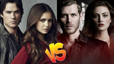 Sondage : match ultime, tu préfères The Vampire Diaries ou The Originals ?