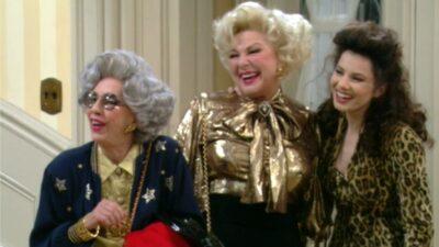 Une Nounou d'Enfer : connaissez-vous l'écart d'âge étonnant entre la grand-mère et la mère de Fran ?