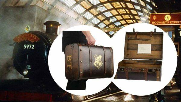 valise Harry Potter