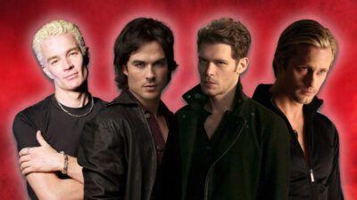 Quiz : tes goûts nous diront quel vampire de séries est ton âme soeur