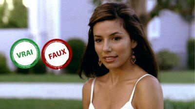 Desperate Housewives : impossible d'avoir 10/10 à ce quiz vrai ou faux sur Gaby
