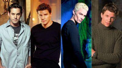 Sondage : qui est le vrai beau gosse de Buffy contre les vampires ?