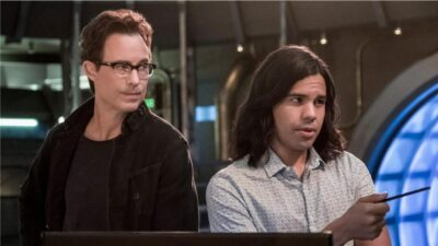 The Flash : c'est le choc, Carlos Valdes et Tom Cavanagh quittent la série