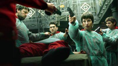 La Casa de Papel saison 5 : le tournage de la série est officiellement terminé