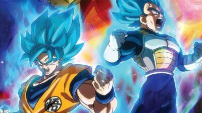 Dragon Ball Super : alerte, un nouveau film va sortir en 2022