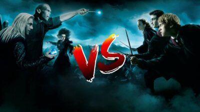 Sondage : les dilemmes impossibles d'Harry Potter