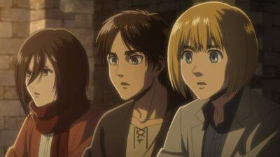 L'Attaque des Titans (SNK) : réponds à ces questions, on te dira si t'es plus Eren, Mikasa ou Armin