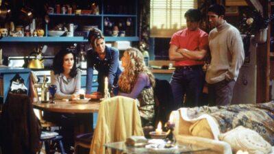 Friends : 3 folles anecdotes à connaître sur l'épisode de la coupure de courant