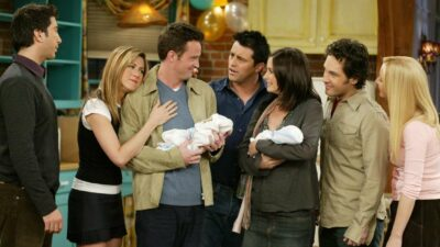 Friends : seul quelqu'un qui a vu 5 fois le final de la série culte aura tout bon à ce quiz