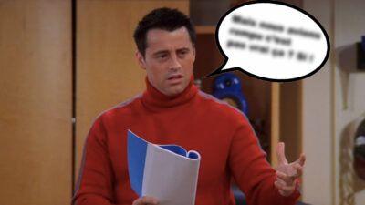 Quiz Friends : sauras-tu trouver le bon personnage grâce à sa réplique ?