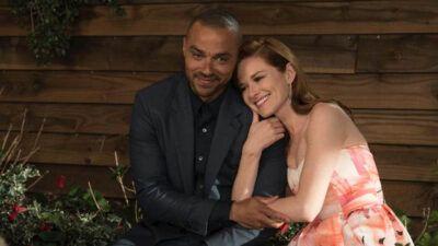 Grey's Anatomy : un spin-off sur Jackson et April ? Sarah Drew est partante !