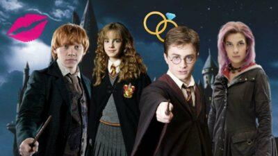 Quiz : Kiss, Kill ou Marry ces persos d'Harry Potter, on devinera ton âge