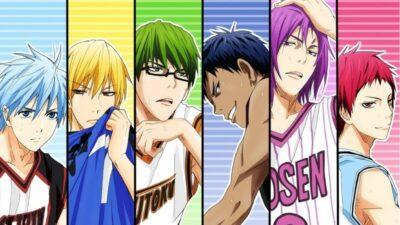 Kuroko's Basket (KNB) : tes choix nous diront quel membre de la Génération Miracle tu es