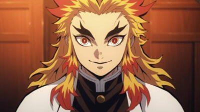 Demon Slayer (KNY) impossible d'avoir 10/10 à ce quiz sur Kyojuro Rengoku, Pilier de la Flamme
