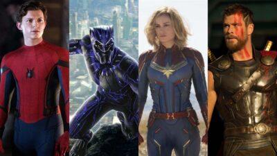 Black Panther, Spider-Man, Captain Marvel… Marvel dévoile la date et le titre de ses nouveaux films