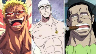 Sondage : qui est le meilleur méchant de One Piece ?