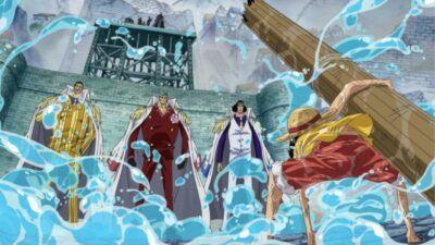 One Piece : impossible d'avoir 10/10 à ce quiz sur la saga Guerre au Sommet