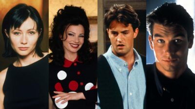 15 persos de séries des années 90 qui nous manquent aujourd'hui