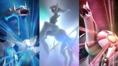 Pokémon : découvrez les dates de sortie des remakes de Diamant et Perle, et d'Arceus