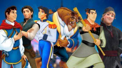 Sondage : Prince Eric, Aladdin… Élis le pire Prince de Disney