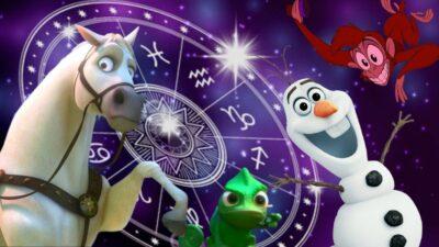 Quiz : ton signe astro nous dira quel compagnon Disney sommeille en toi